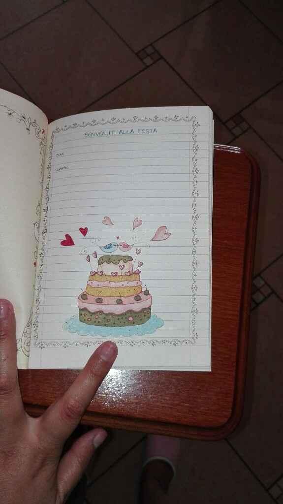 Agenda matrimonio - 1