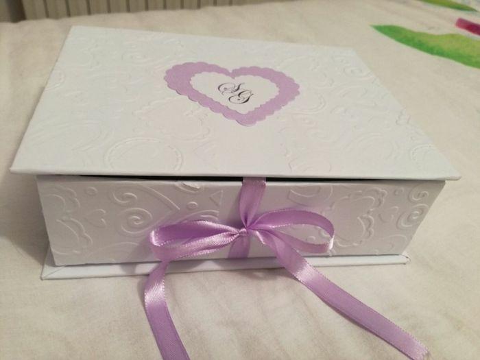 Populaire Scatola distribuzione confetti - Fai da te - Forum Matrimonio.com UW06
