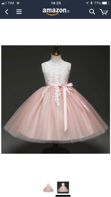 de5f035967d4 Consiglio vestiti damigelle - Moda nozze - Forum Matrimonio.com