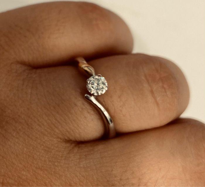 Dove hai ricevuto il tuo anello di fidanzamento? 4