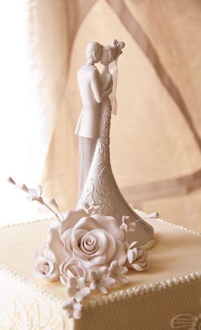 Cake topper romantici cercasi - 1
