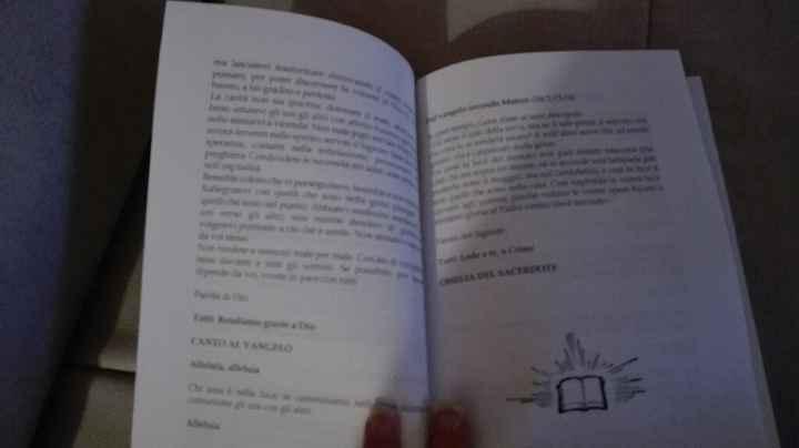 Libretto messa stampato!!! - 4