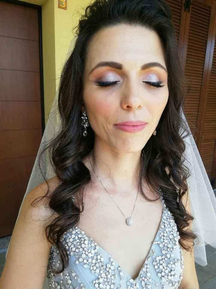Spose castane con occhi verdi a me!!! - 1