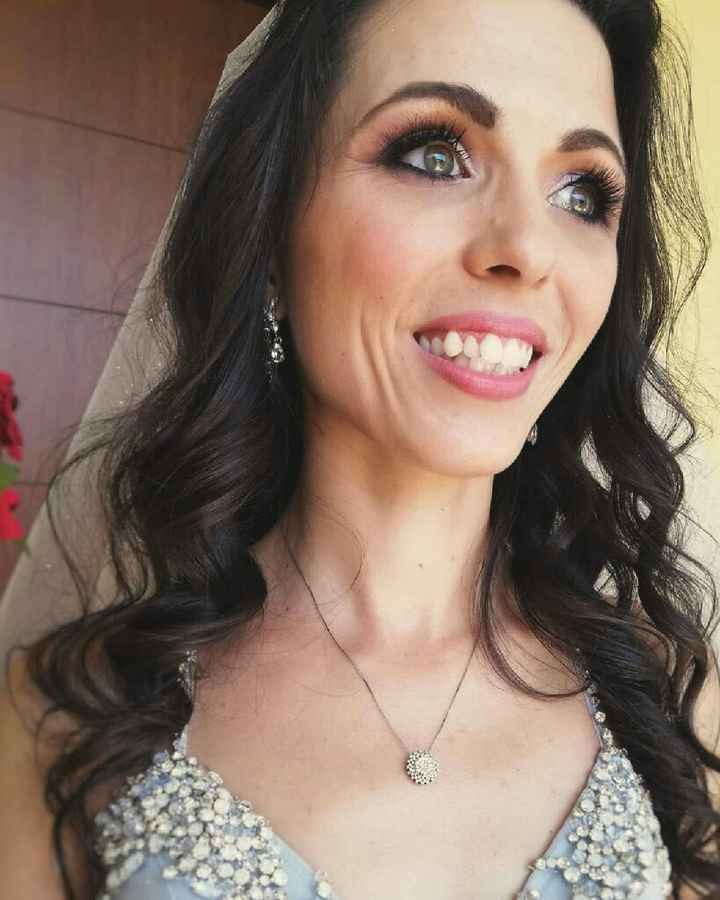 Spose castane con occhi verdi a me!!! - 2
