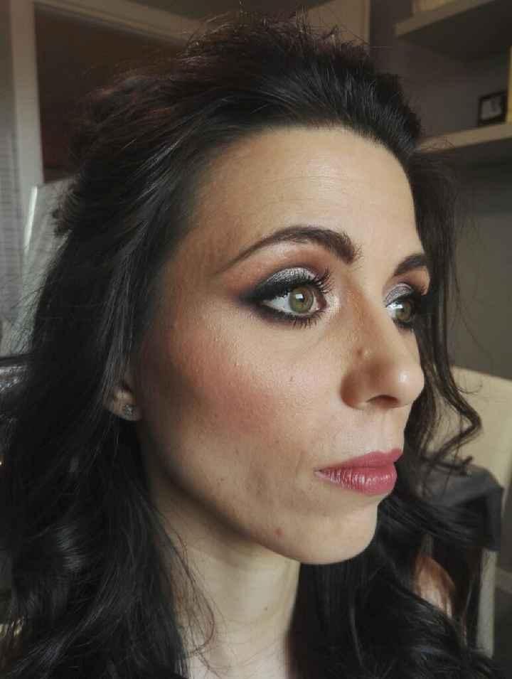 Spose castane con occhi verdi a me!!! - 3