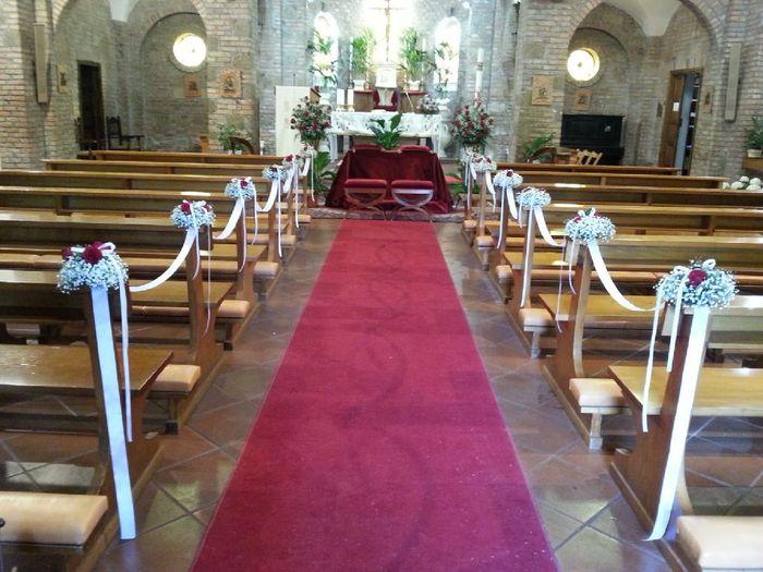 Fiori per matrimonio a fine Settembre - 1