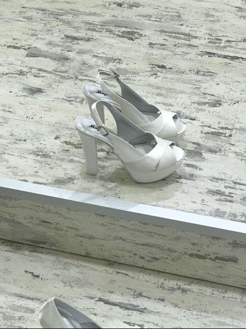 Scarpe da sposa comode 4