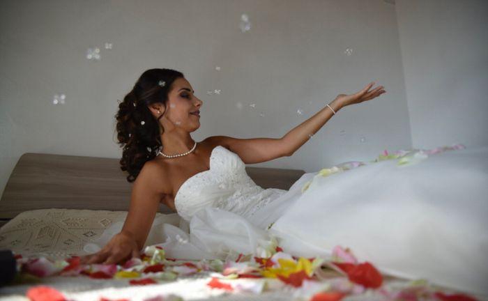 Accessori capelli sposa - 3
