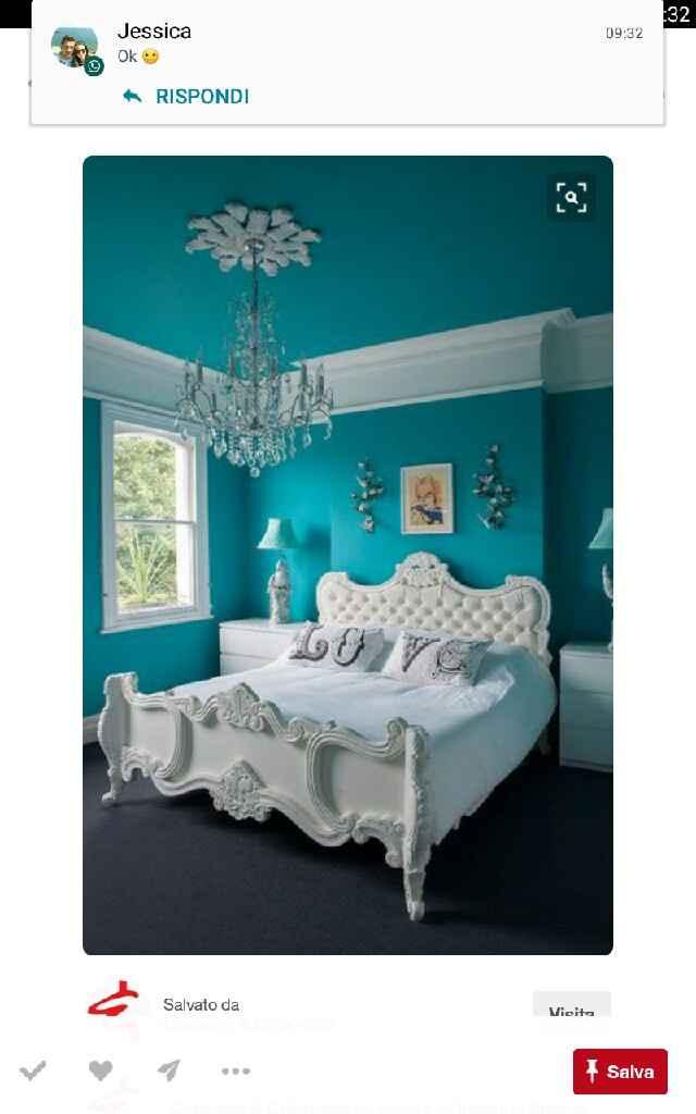 Colore pareti camera da letto - 3