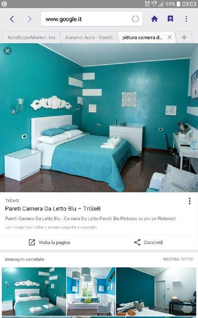 Colore pareti camera da letto vivere insieme forum - Camera da letto pareti ...