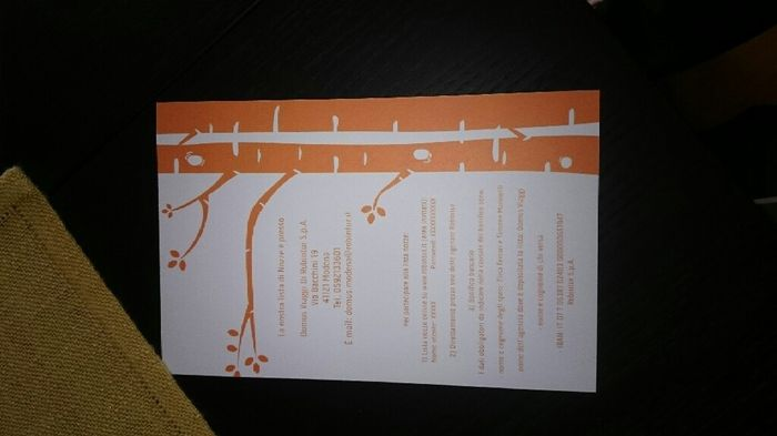Partecipazioni Matrimonio Vistaprint.Partecipazioni Vistaprint Fai Da Te Forum Matrimonio Com