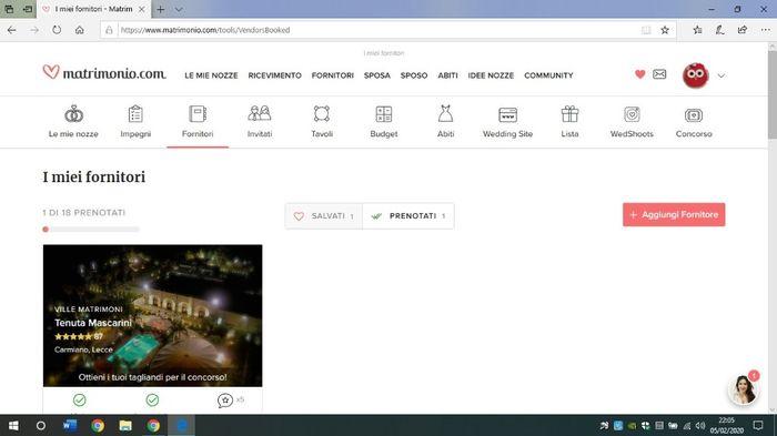 Condividi lo screenshot dei tuoi fornitori 7