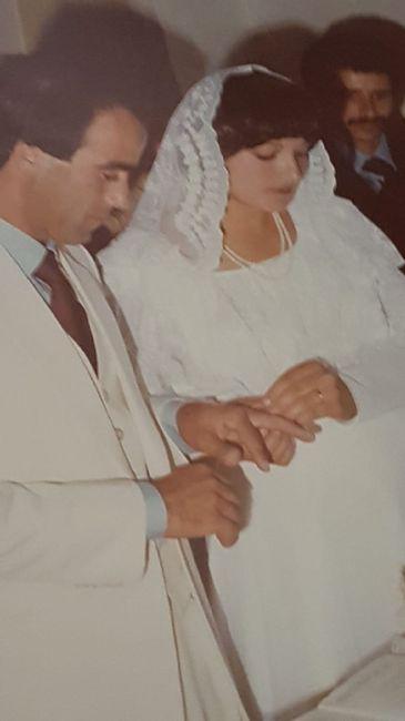 Matrimonio della mia mamma 6