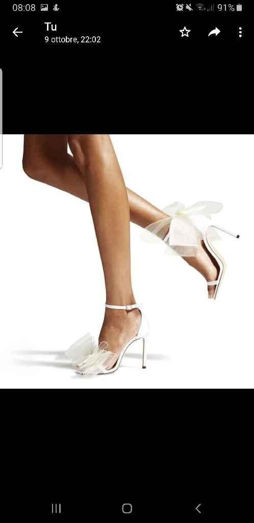 Ansia non mi piaciono più le scarpe - 1