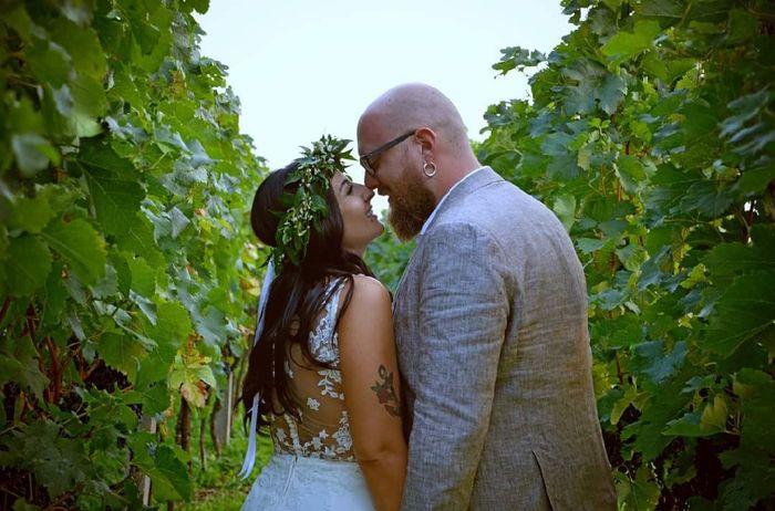 Sposi che sono convolati a nozze durante il Covid-19: lasciate qui i vostri consigli! 👇 17