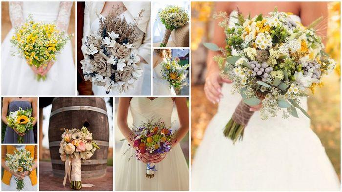 bouquet sposa fiori di campo