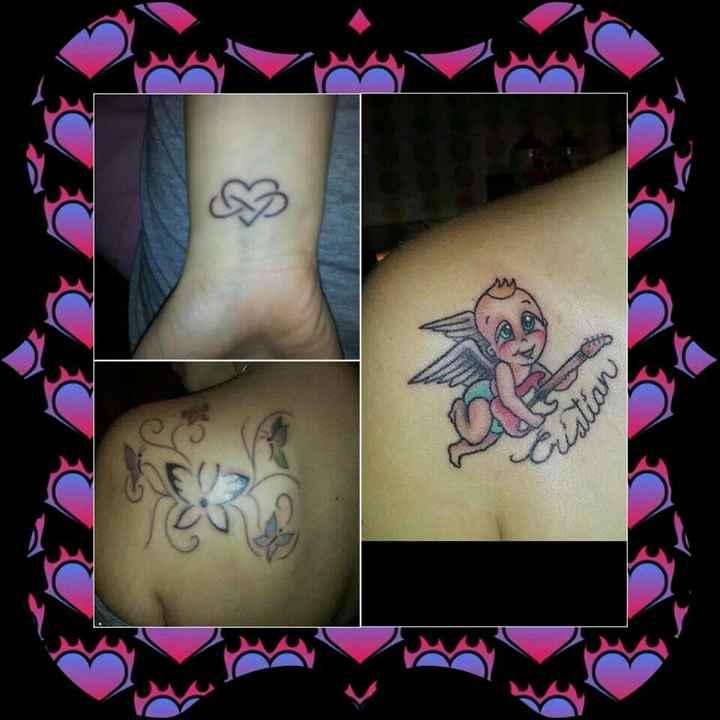 Spose tatuate..... - 2