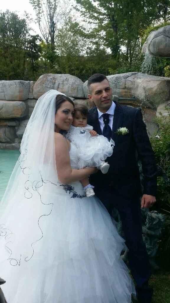 Finalmente marito e moglie e..... - 1