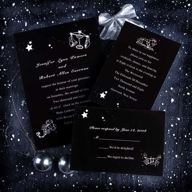 Matrimonio Tema Universo : La scelta del tema luna e le costellazioni