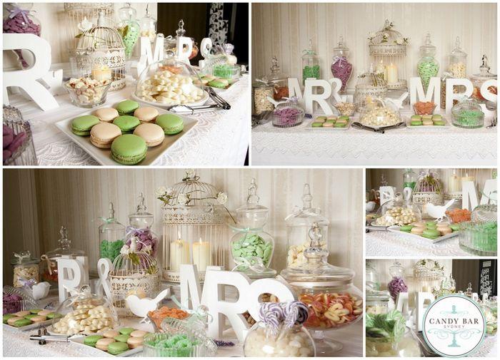 Centrotavola Matrimonio Tema Dolci : Tema dolci e caramelle organizzazione matrimonio