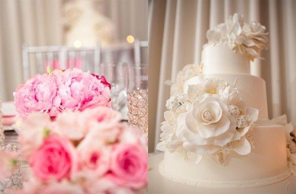 Matrimonio In Rosa E Bianco : Matrimonio sul rosa e bianco organizzazione