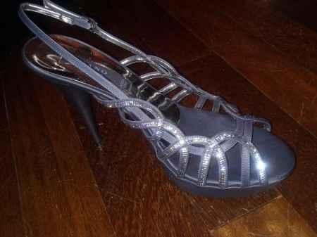 possibili scarpe, Albano con dettagli Swarovski