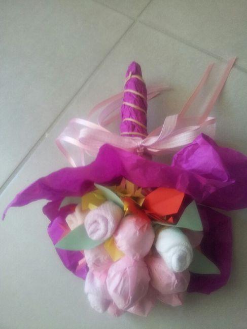 Diapers cake (torta di pannolini) - 2