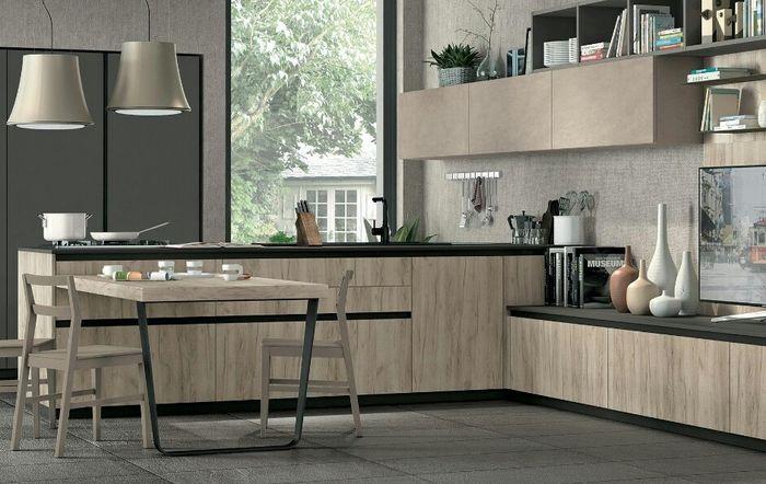 Cucina laccata opaca o effetto decorativo pagina 4 - Cucina laccata opaca ...