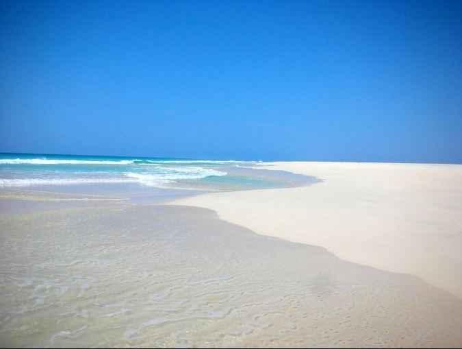 capoverde spiaggia