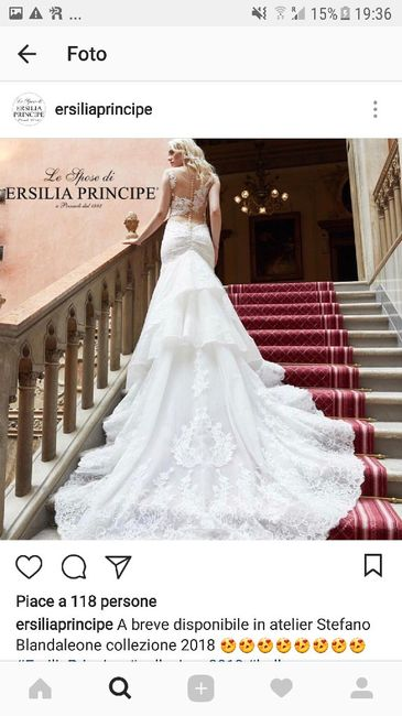Abiti da sposa di ersilia principe