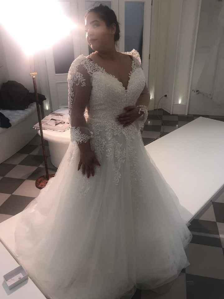 Aiuto..abito da sposa - 1