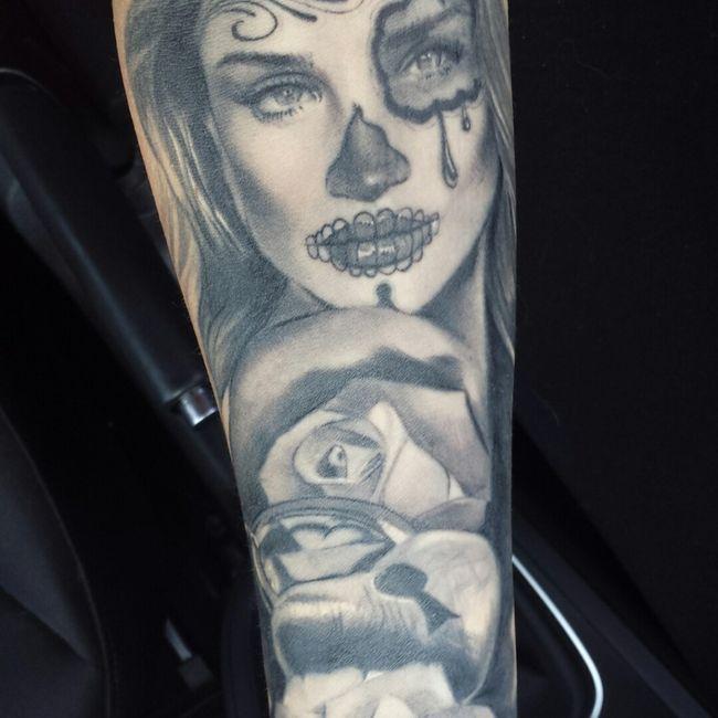 spose tatuate 😍🌺 5