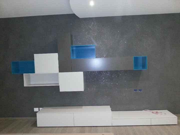Colori sabbiati per pareti cool with effetti decorativi - Piastrelle con brillantini ...