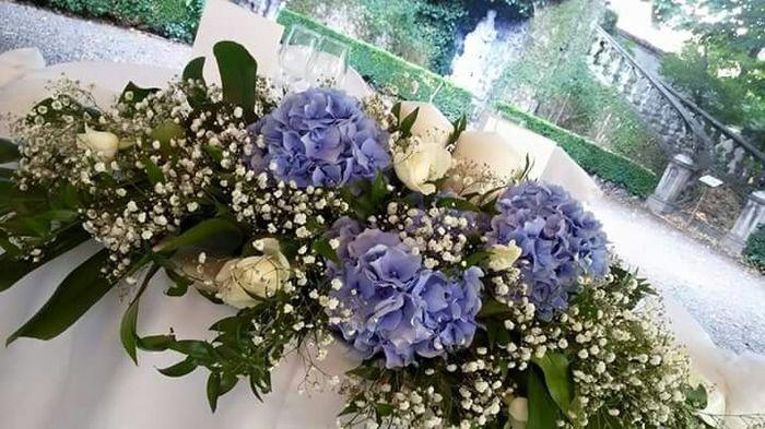 Matrimonio Azzurro Ortensia : Ortensie ditemi la vostra cerimonia nuziale forum