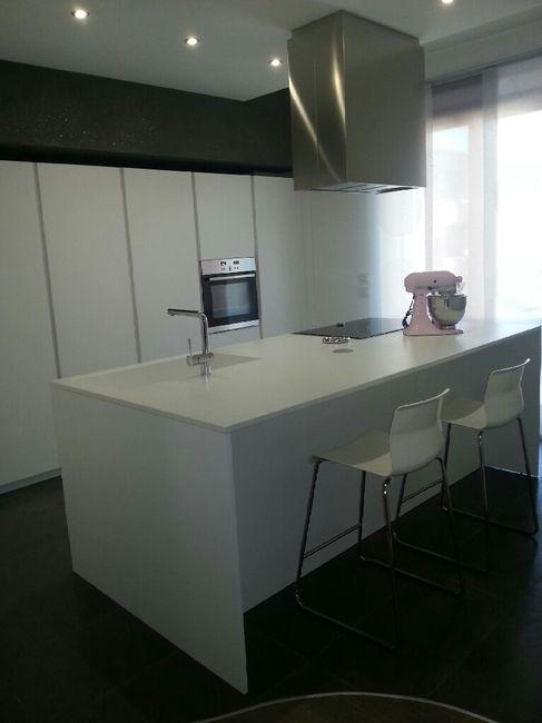 Scelta colore pavimento e cucina vivere insieme forum - Cucina grigio antracite ...