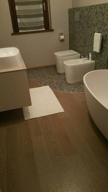 Scelta colore pavimento e cucina pagina 2 vivere insieme forum - Bagno con parquet ...