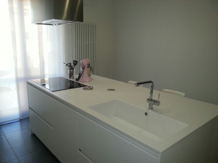 Il nuovo top cucina... - Vivere insieme - Forum Matrimonio.com