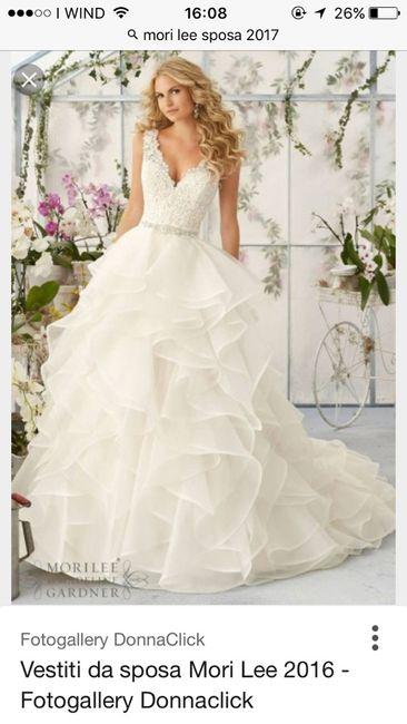Abito Mori Lee - Organizzazione matrimonio - Forum Matrimonio.com 3ea78e545b9