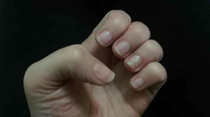 Prova manicure grande giorno - 1