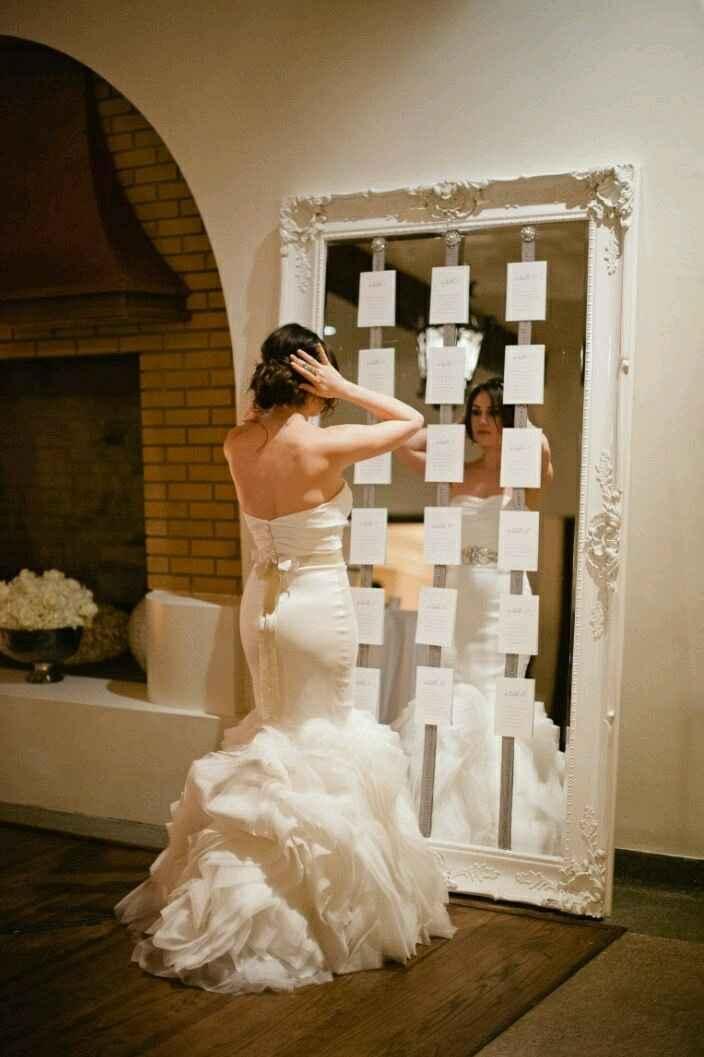 Tableau mariage fai da te idee??? - 1