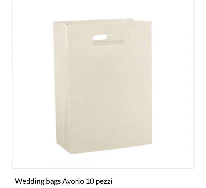 Wedding bag - 1