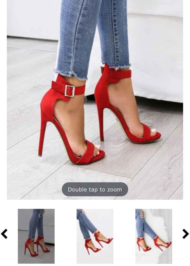 Scarpe rosse - 1