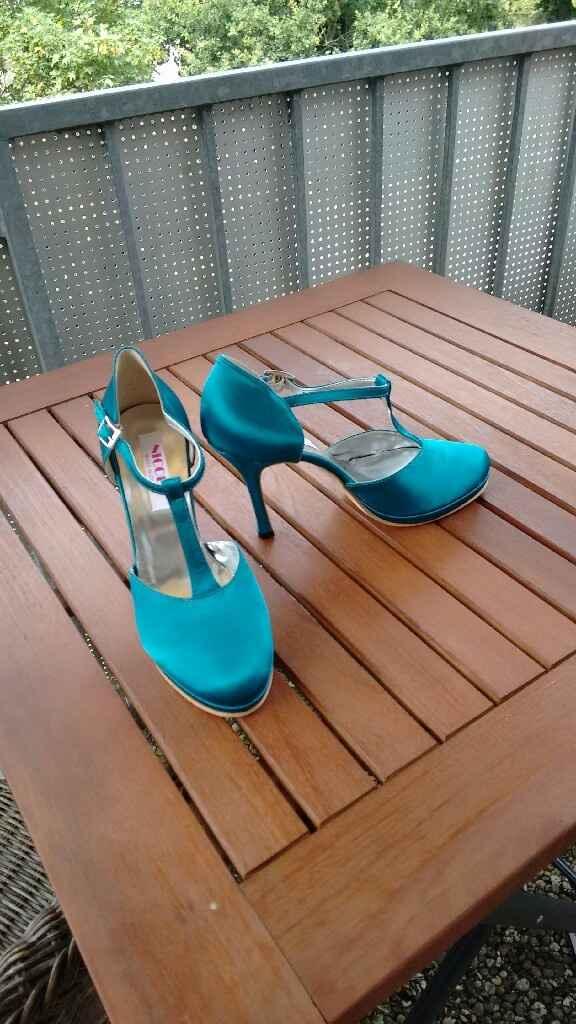 Scarpe colorate - 1