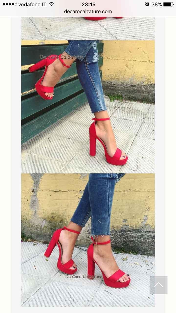 Help scarpe rosse! - 1