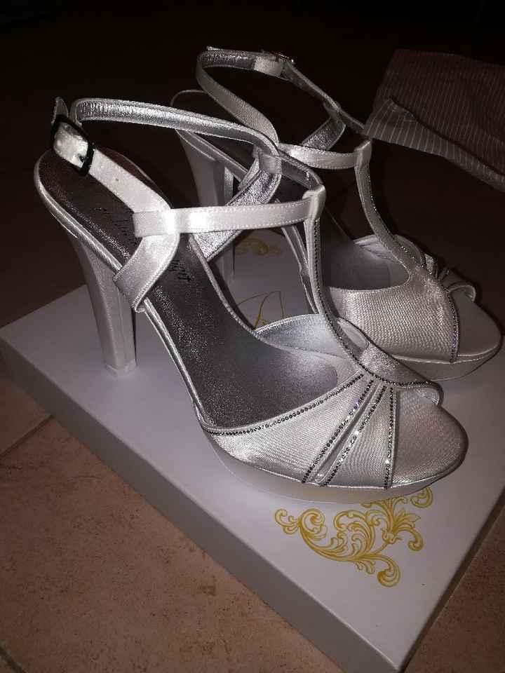 Le tue scarpe: tacco largo o tacco a spillo? - 1