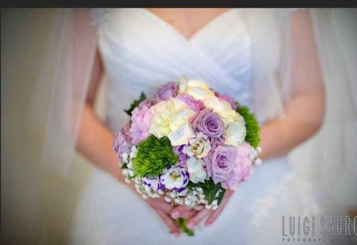 Bouquet ufficiale 1