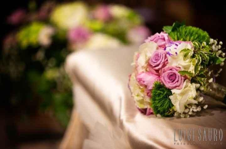 Bouquet ufficiale 2