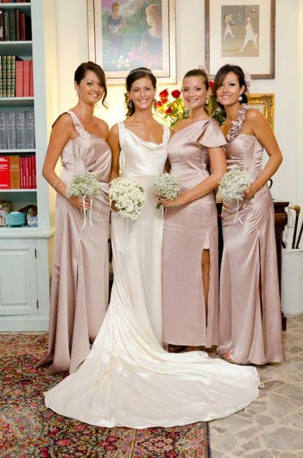 9858e06045fe Damigelle grandi che belle - Moda nozze - Forum Matrimonio.com