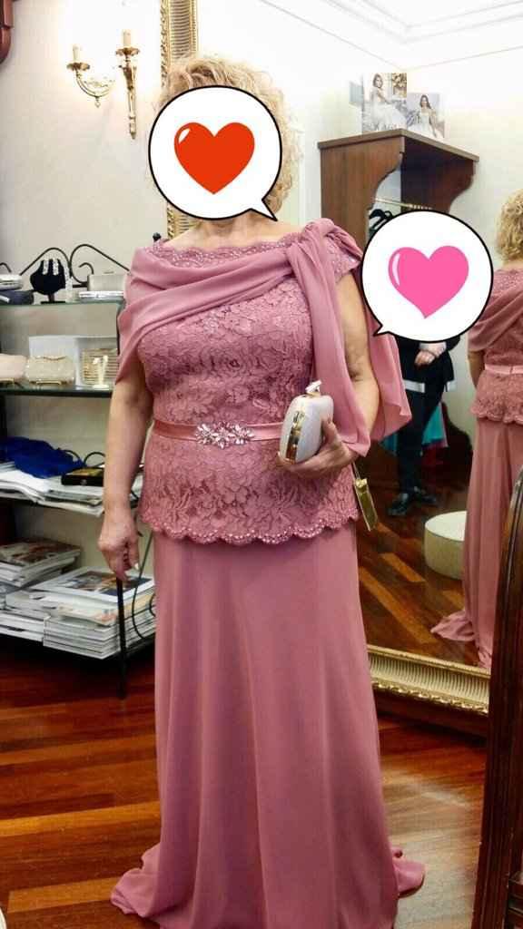 Vestito mamma - 1