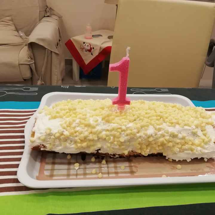 Compleanno in pieno covid - 1